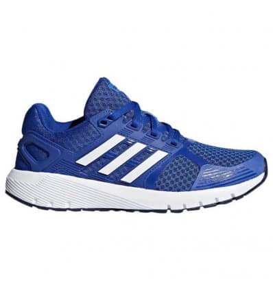 Chaussures De Running Adidas Duramo 8k Blue Collegiate Royal Junior Bleu